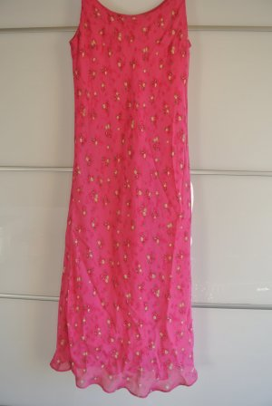 C&A Beach Dress pink polyester
