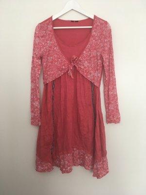b.p.c. Bonprix Collection A Line Dress multicolored