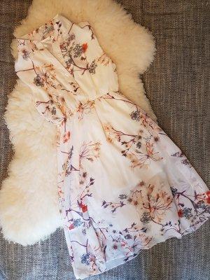 Sommerkleid mit floralen Print