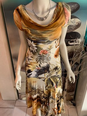 Sommerkleid mit Jungleprint