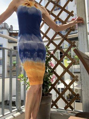 Sommerkleid mit knalligen Farben Gr.32