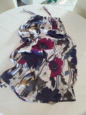 Sommerkleid mit Kordeln zum Raffen
