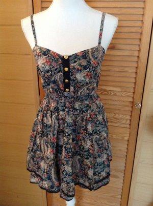Sommerkleid mit Paisley Muster