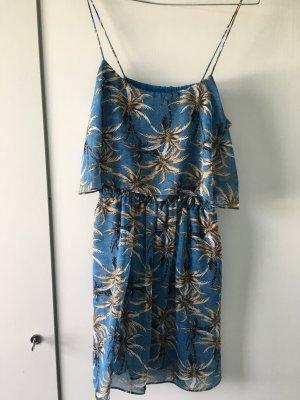 Sommerkleid mit Palmen