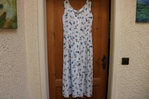 #Sommerkleid mit Schmetterlingsprint, Gr. 36, #NEU, #weiß, #Together