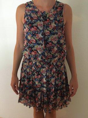 Sommerkleid mit schönem Blumenprint