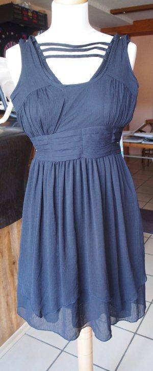 Sommerkleid mit seitlichem Reißverschluss