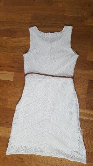Sommerkleid mit Spitze in Größ38