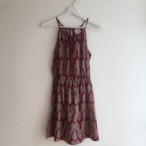 Sommerkleid mit super schönen Print