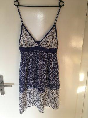 Sommerkleid mit tollem Muster