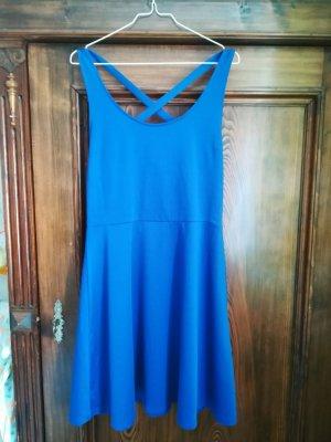 H&M Jersey Dress blue