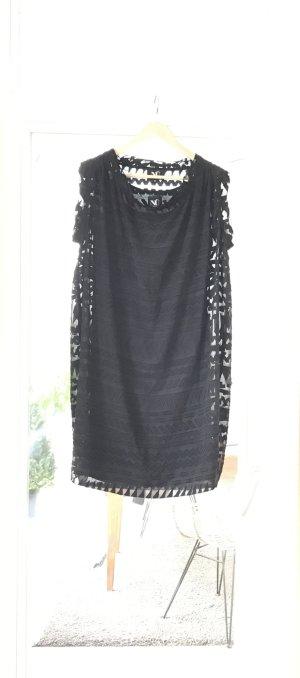 Sommerkleid mit Unterkleid