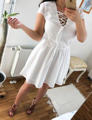 Sommerkleid Molly Bracken S Neu weiß