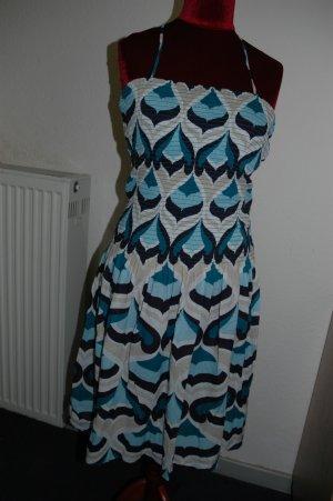 Sommerkleid -Neckholderkleid Gr 38-42