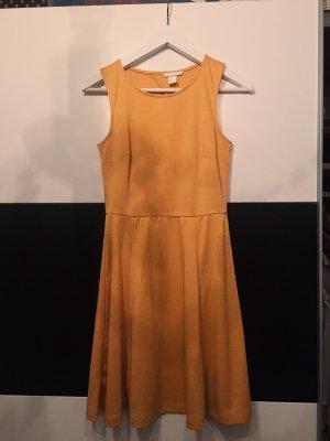 H&M Vestito da spiaggia giallo-giallo-oro