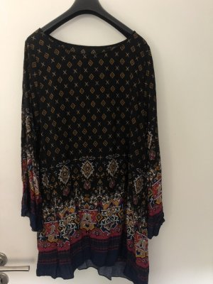 Robe Hippie multicolore