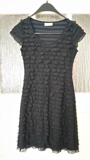 Sommerkleid - Partykleid - Volants - Schichten - Größe 38
