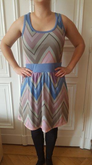 Anna Field Dress multicolored