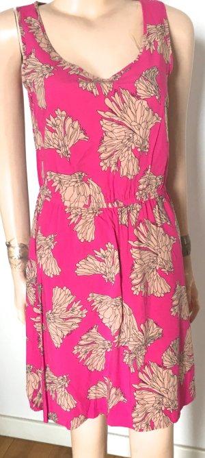 Sommerkleid pink Gr. 40 von Only