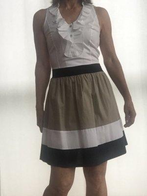 Sommerkleid RINASCIMENTO, weiß mit Blockstreifen, Gr. M Gr.36-38