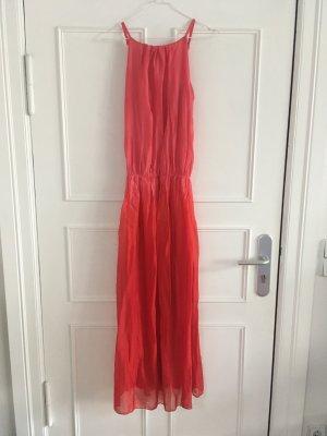 Sommerkleid – rot – pink