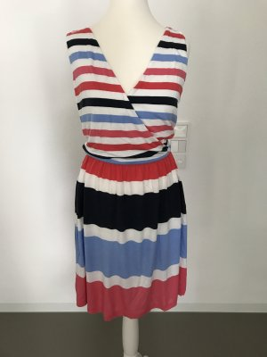 Sir Oliver Pinafore dress multicolored
