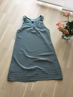 Sommerkleid Schilfgrün H&M