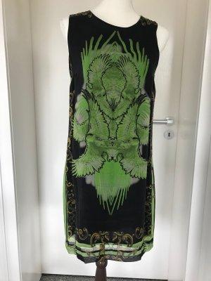Ana Alcazar A Line Dress multicolored silk