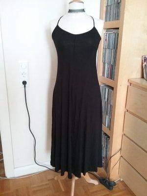 Lascana Vestido playero negro
