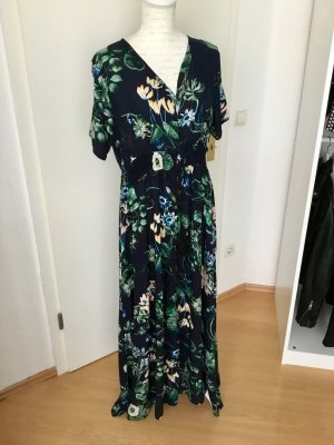 Maxi-jurk veelkleurig Polyester