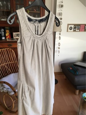 Tom Tailor Beach Dress light grey
