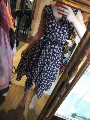 Topshop Midi Dress multicolored