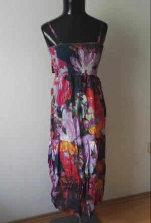 Sommerkleid Trägerkleid Maxikleid Kleid in Lila/Rosa/Grün.... Gr.36-38