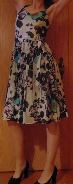 Sommerkleid Trägerkleid S