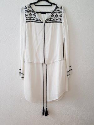 Gap Robe tunique blanc-noir