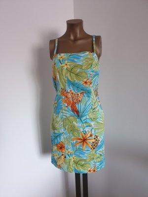 Apart Pinafore dress multicolored