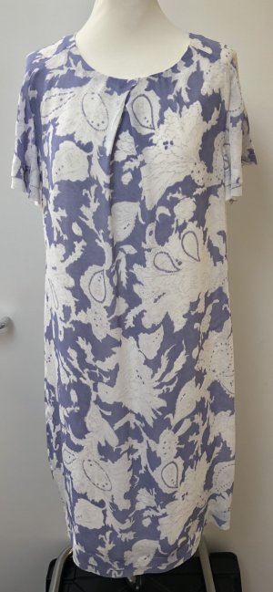 Banana Republic Shortsleeve Dress multicolored polyester