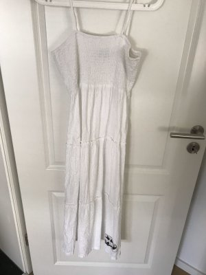Alprausch Midi Dress white