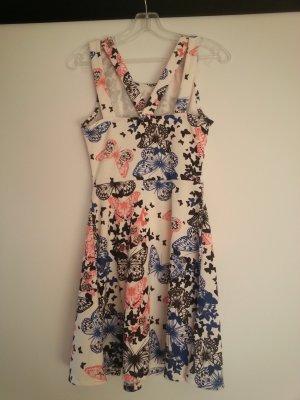 Sommerkleid von Amisu Glockenrock Gr. S