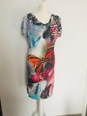 Ana Alcazar Midi Dress multicolored