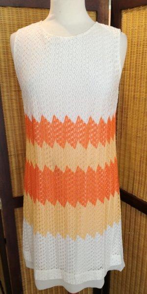 Ana Alcazar Shortsleeve Dress multicolored polyester