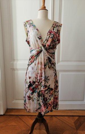 Ana Alcazar Stretch Dress multicolored