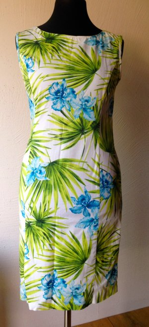 Apart Dress multicolored mixture fibre