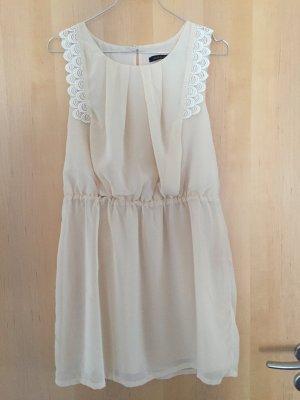 Sommerkleid von Asos Gr. S in nude neuwertig