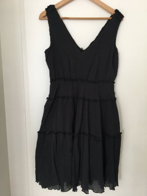 Benetton Babydoll Dress black