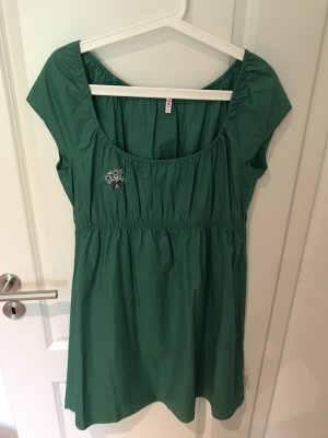 Blutgeschwister Dress forest green