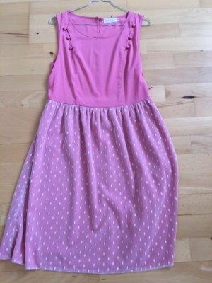 Sommerkleid von Dahlia in Gr. M rosa/pink