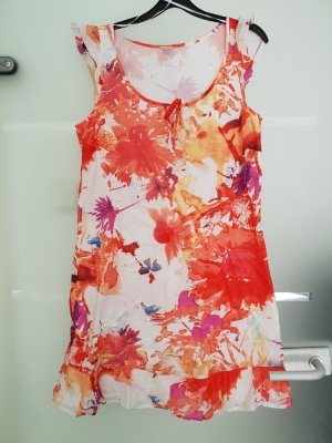 Esprit Flounce Dress multicolored