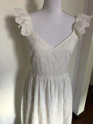 H&M Lace Dress white