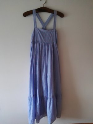 H&M Beach Dress pink-light blue